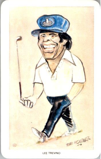 1979 World of Sport #25 Lee Trevino