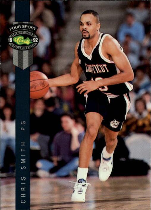 1992 Classic Four Sport #6 Chris Smith