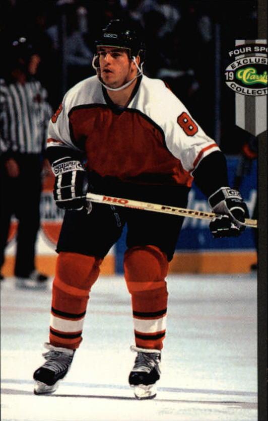 1993 Classic Four Sport McDonald's #16 Mark Recchi