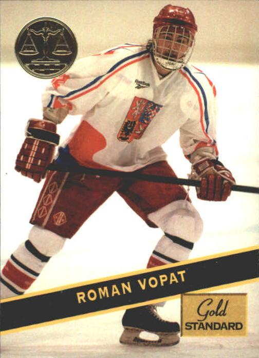 1994 Signature Rookies Gold Standard #97 Roman Vopat