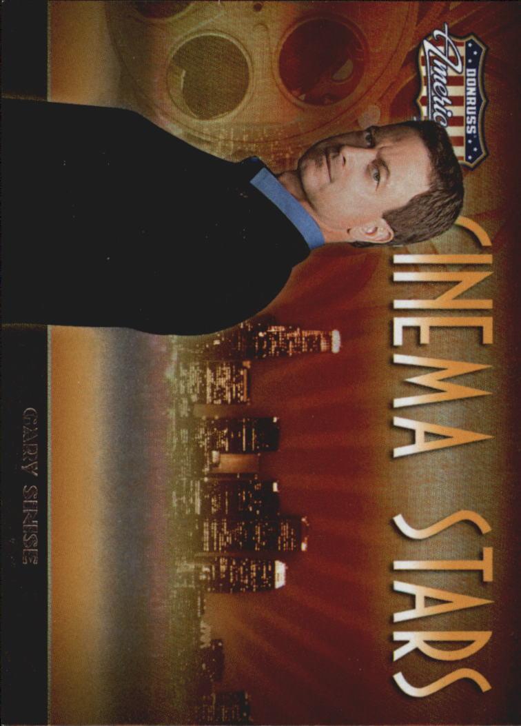 2008 Americana II Cinema Stars #54 Gary Sinise