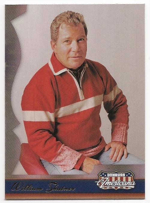 2007 Americana #5 William Shatner