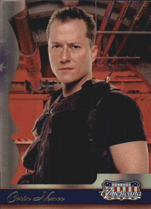 2007 Americana #16 Corin Nemec
