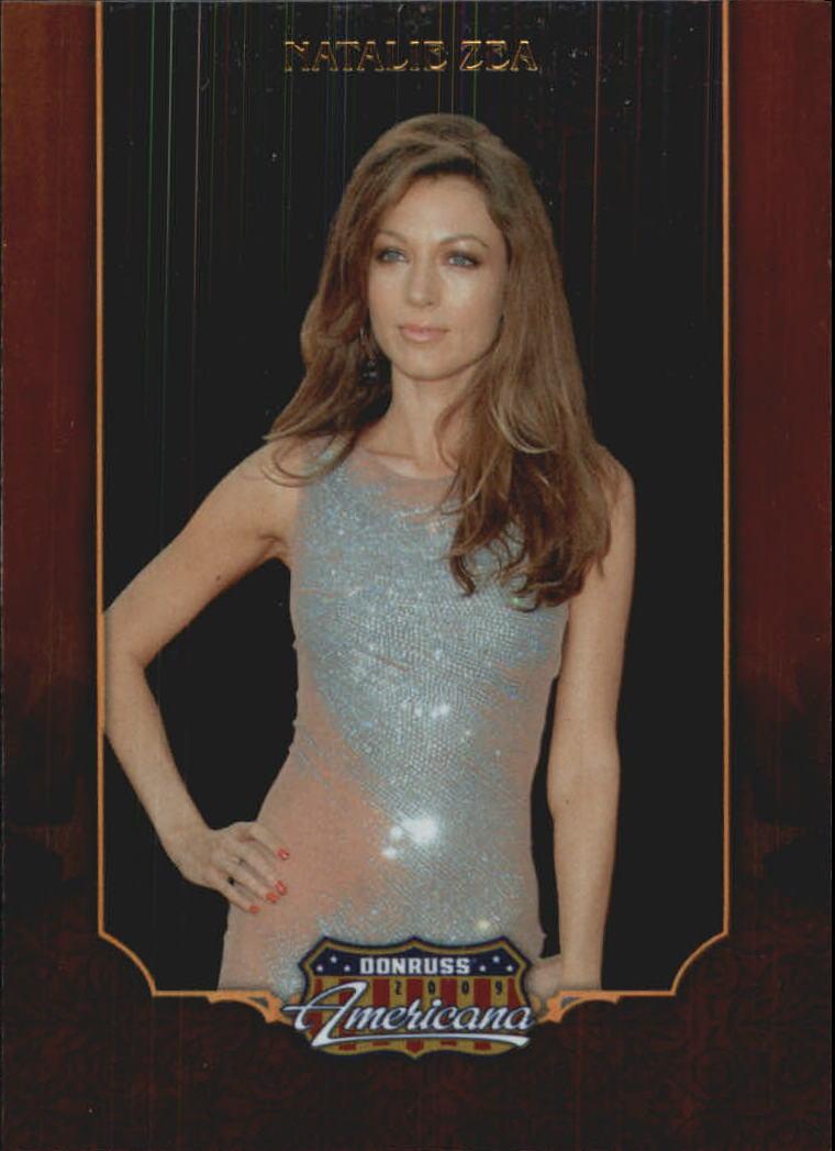 2009 Americana #41 Natalie Zea