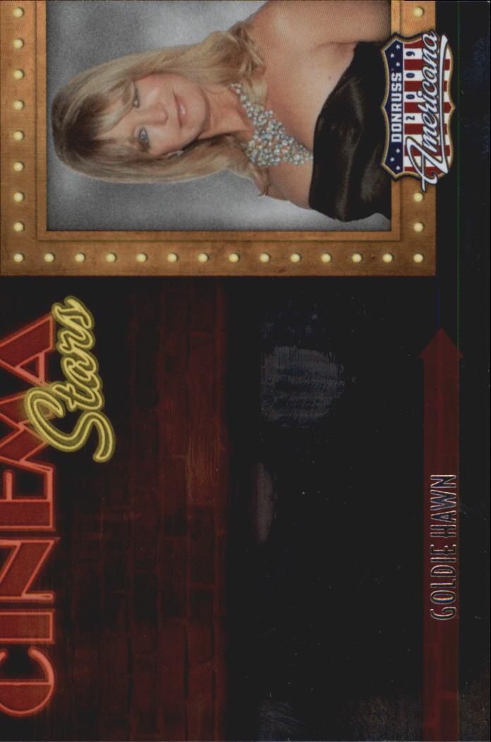 2009 Americana Cinema Stars #5 Goldie Hawn