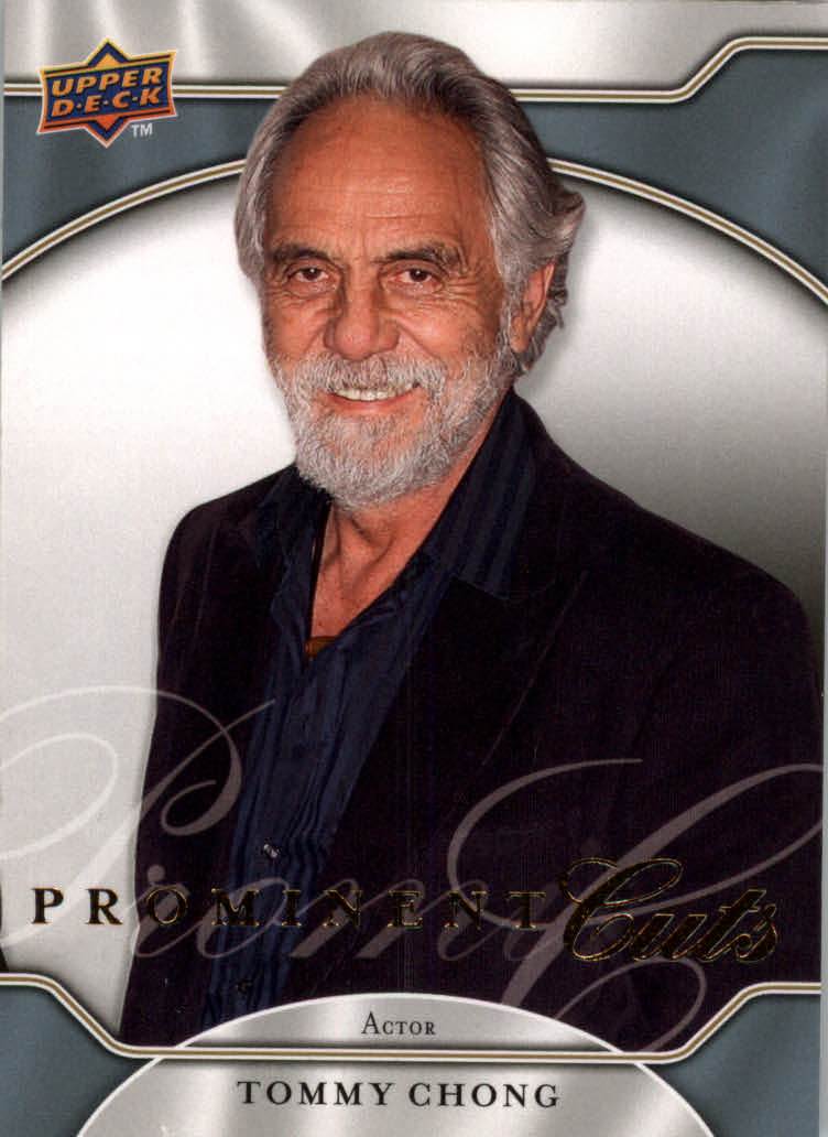 2009 Upper Deck Prominent Cuts #23 Tommy Chong