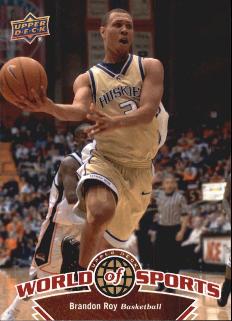 2010 Upper Deck World of Sports #3 Brandon Roy