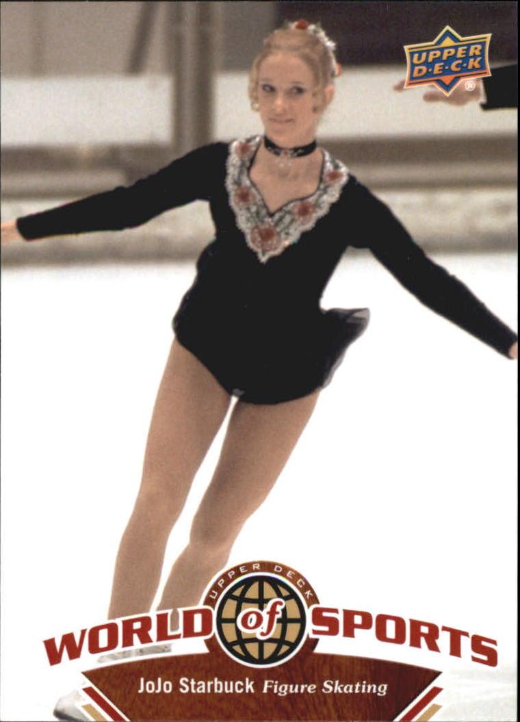2010 Upper Deck World of Sports #217 Jojo Starbuck