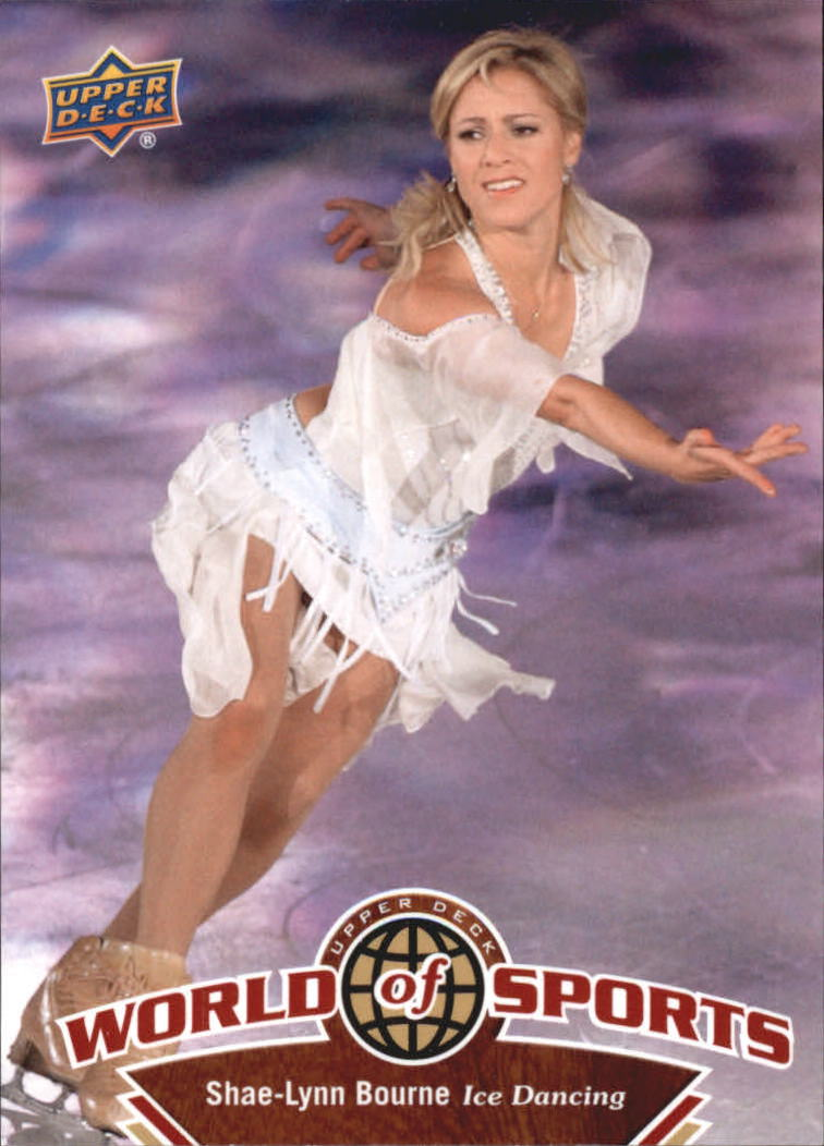 2010 Upper Deck World of Sports #222 Shae-Lynn Bourne