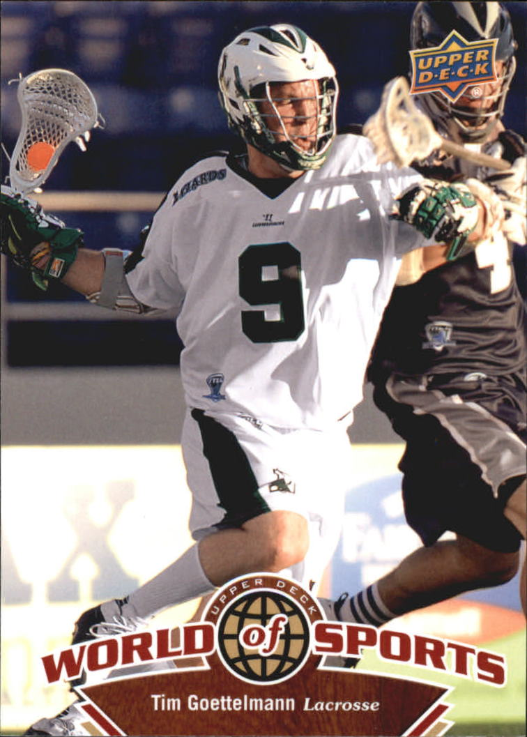 2010 Upper Deck World of Sports #257 Tim Goettelmann