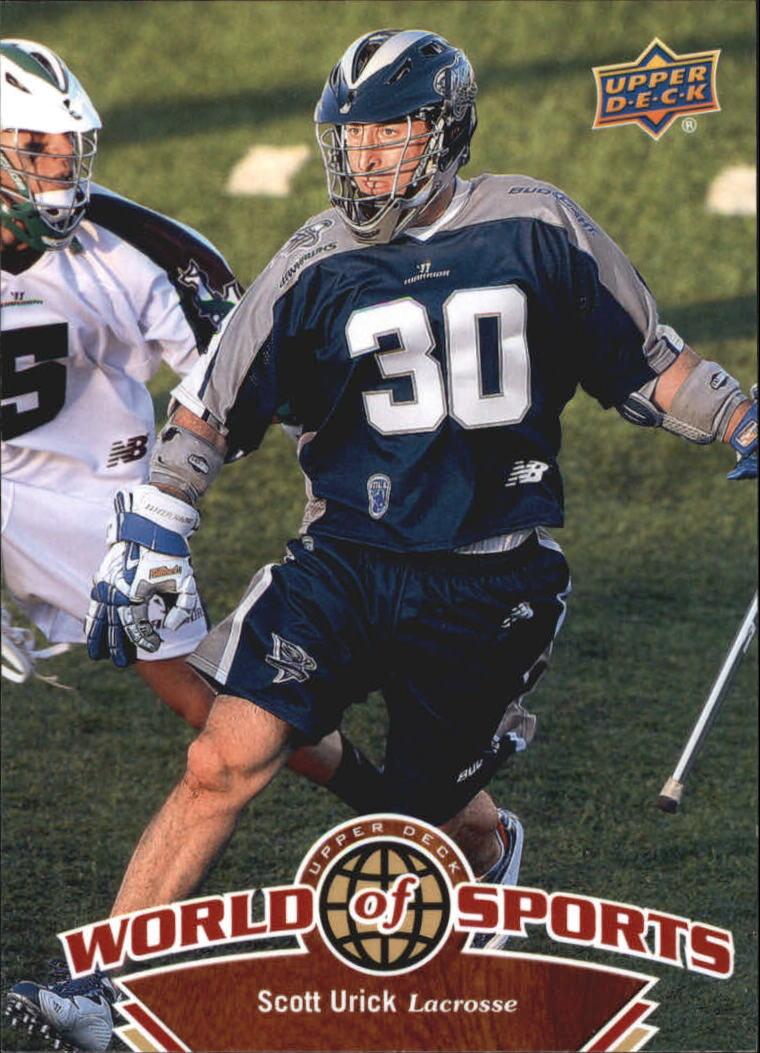 2010 Upper Deck World of Sports #259 Scott Urick