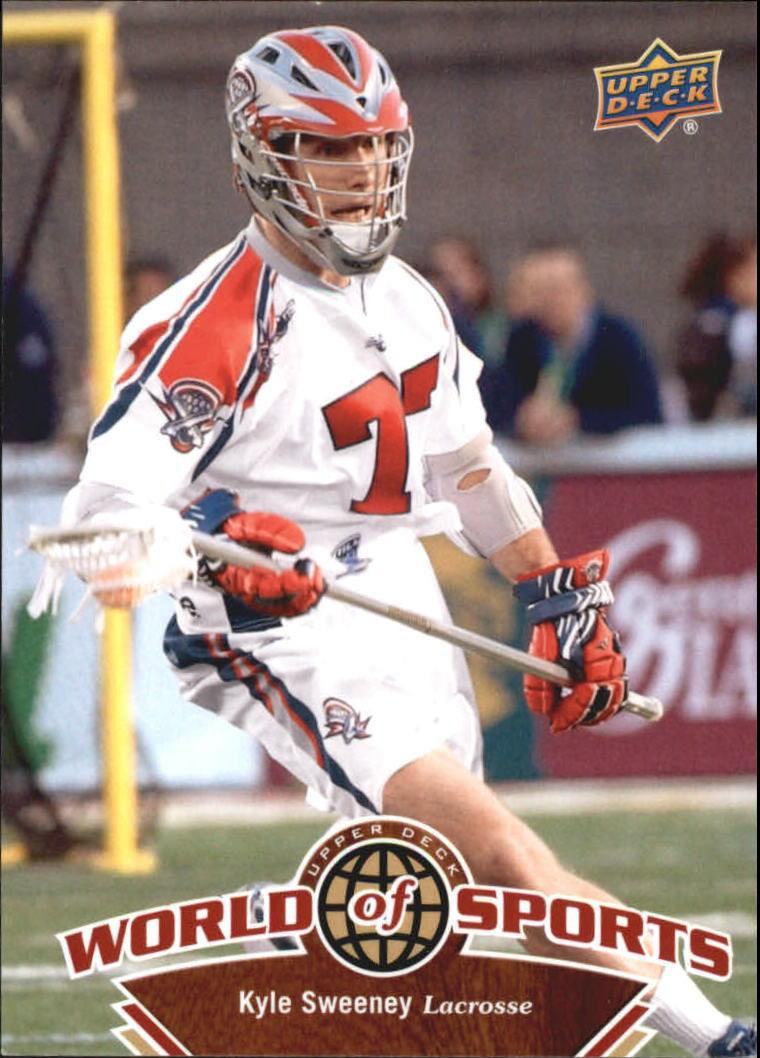 2010 Upper Deck World of Sports #270 Kyle Sweeney
