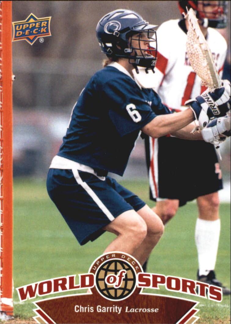 2010 Upper Deck World of Sports #274 Chris Garrity
