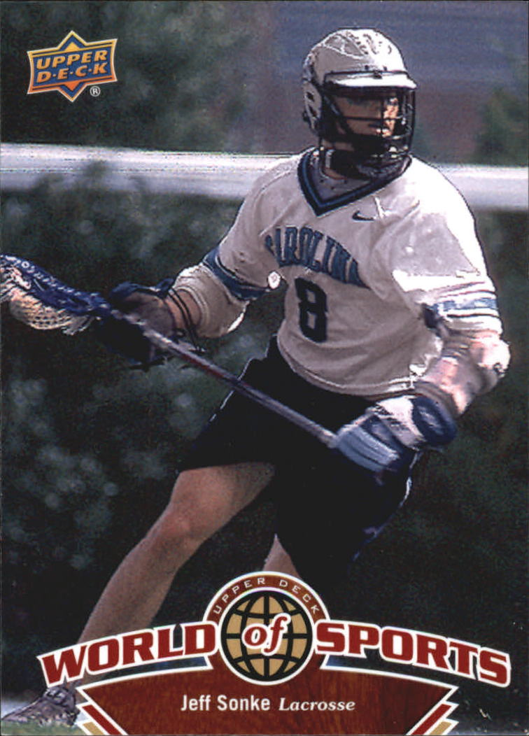 2010 Upper Deck World of Sports #280 Jeff Sonke