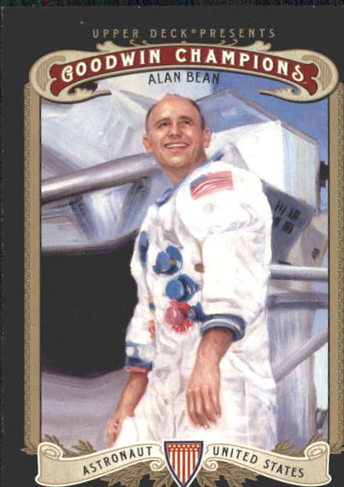 2012 Upper Deck Goodwin Champions #30 Alan Bean