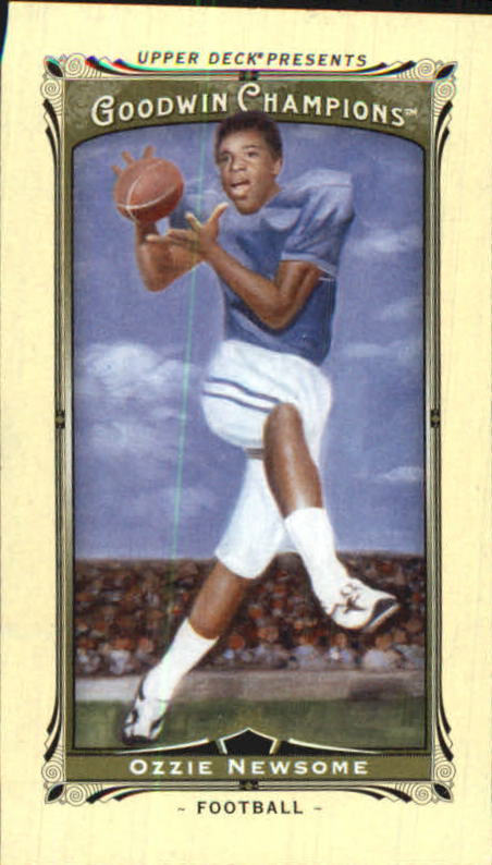 2013 Upper Deck Goodwin Champions Mini #146 Ozzie Newsome