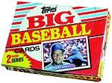 1988 Topps Big Baseball Wax Box Series 2