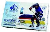 1998-99 SP Authentic Hockey Hobby Box