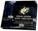 1999-00 SPx Hockey Hobby Box