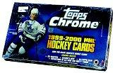 1999-00 Topps Chrome Hockey Hobby Box
