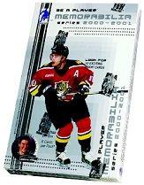 2000-01 BAP Memorabilia Hockey Hobby Box