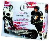 2001-02 Fleer Legacy Hockey Hobby Box