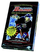 2002-03 Bowman YoungStars Hockey Hobby Box