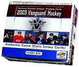2002-03 Vanguard Hockey Hobby Box