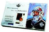 2002-03 UD Artistic Impressions Hockey Hobby Box