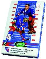 2003-04 Parkhurst Original Six New York Hockey Hobby Box