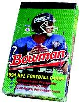 1994 Bowman Football Hobby Box