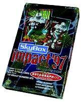 1997 SkyBox Impact Football Hobby Box
