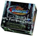 1998 Finest Football Hobby Box Series 2