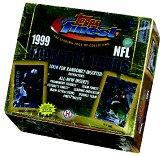 1999 Finest Football Hobby Box
