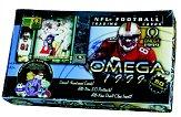 1999 Pacific Omega Football Hobby Box