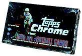 1999 Topps Chrome Football Hobby Box