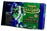1999 Topps Gold Label Class 1 Football Hobby Box