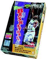 1996-97 Collector's Choice Basketball Hobby Box Series 1