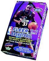 1997-98 Fleer Basketball Hobby Box Series 2
