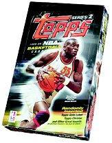 1998-99 Topps Basketball Hobby Box Series 2