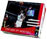 1999-00 SPx Basketball Hobby Box