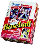 1990 Donruss Baseball Hobby Box