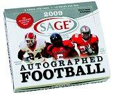 2009 SAGE Football Hobby Box