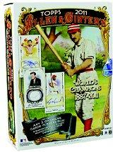 2011 Topps Allen and Ginter Baseball Hobby Box