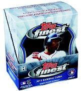 2011 Finest Baseball Hobby Box