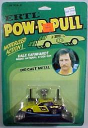 1984 Ertl Pow-R Pull 1:64 #15 D.Earnhardt/Wrangler