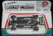 1985 Ertl Motorized Pullback Indy Cars 1:43 #12 B.Alsup/A.B. Dick Pacemaker
