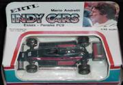 1985 Ertl Motorized Pullback Indy Cars 1:43 #12 Ma.Andretti/Essex