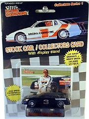 1989 Racing Champions Flat Bottom 1:64 #3 D.Earnhardt/Goodwrench