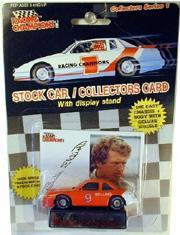 1989 Racing Champions Flat Bottom 1:64 #9 B.Elliott/Motorcraft Melling